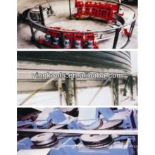 Spiral storage steel silo forming machine/silo forming machine
