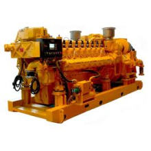 Mtu Powered Gas Generator Set (NPR1100GFTQ)