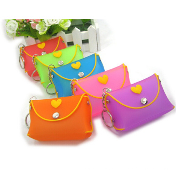 Fashionable Silicone Bag Ladies′ Silicone Rubber Bag