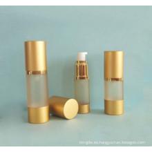 Botella de bomba Airless duradera y ecológica