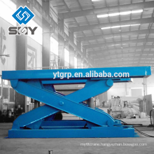 Car Lift Scissor Used