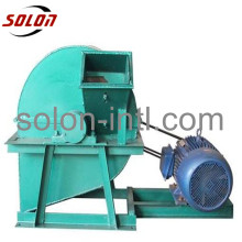Sawdust wood timber chipper crusher machine with cyclone