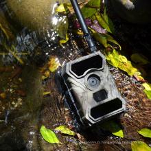 Willfine 3.0CG Infrarouge Sans Fil Caméra Chasse Sécurité Solaire Batterie Alimenté 3G Trailcam