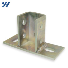 China Manufacturer Corrosion Resistance C Channel Fitting Accessories
