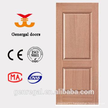New Design residential interior wooden Molded panel door