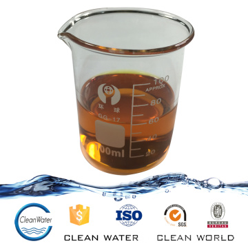 QTF-10 Formaldehyde-free Fixing Agent Polyamine In Textile Industry