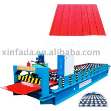 coloured steel sheet forming machine