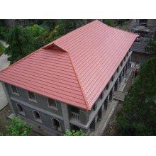 Glazed Roof Tile for Villa and Residential Houses