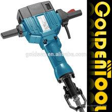 825mm 63J 2200w Power Handheld Rock Breaker Hammer Профессиональная портативная электрическая дробилка бетона GW8079