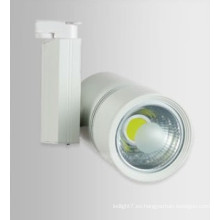 Lámpara de LED regulable 10/20 / 30W COB LED Track Light