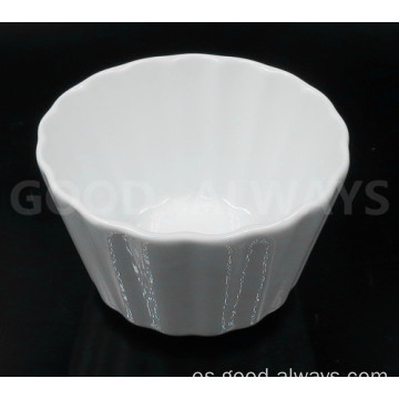 New Bone China Bowl Mini, tazón para servir bocadillos Mini