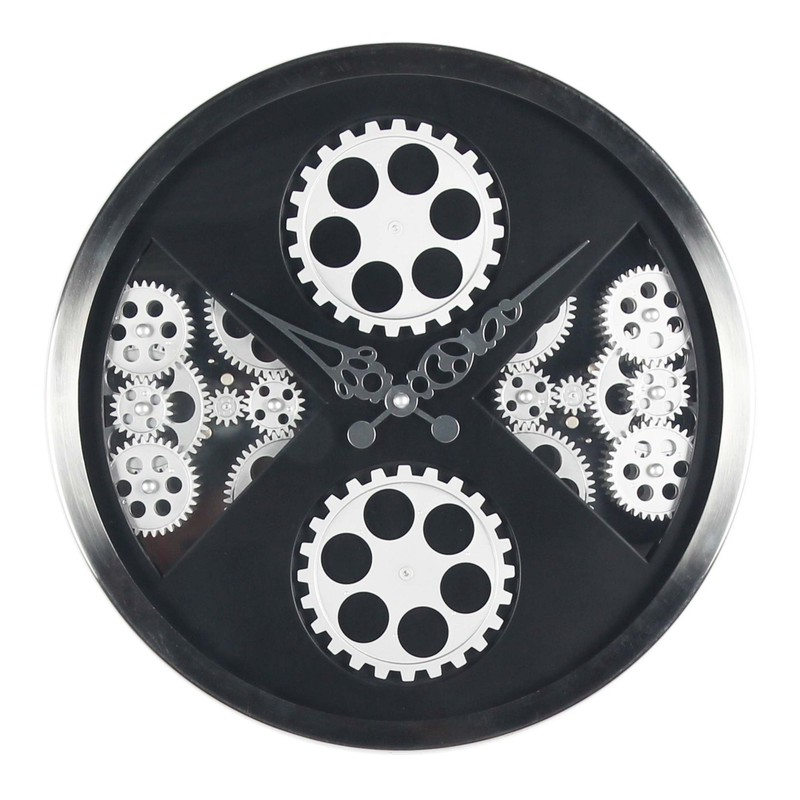 Gear Clock Wall Hanging