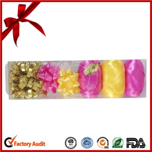 Wholesale Ribbon Gifts Wrapping Set for Holiday Decoration