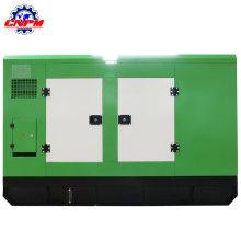 Chine fournisseur énergie verte 40kw / 54hp générateur de biogaz