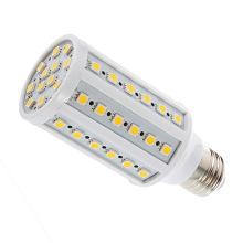 Dimmable 3W 5W 7W 9W 12W 16W 24W B22 E27 Lâmpada de milho LED