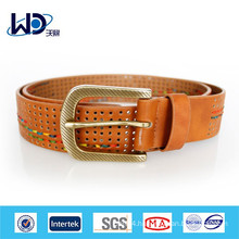 2014 Durable brown PU belts