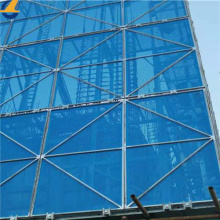 scaffold plastic sheeting printed tarps