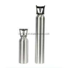 4L New Portable Oxygen/CO2 Bottle Aluminum Cylinders