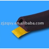 EPDM foam rubber seal strip (A)