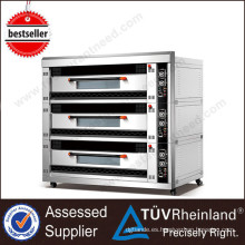 Commercial Restaurant Hornos y equipos de panadería K710 Hornos para la venta Big Bakery Ovens