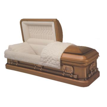 En acier cercueil-American Style