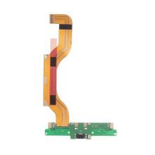 Шлейф для мобильного телефона Nokia 1520 для зарядки док-порта Micro USB Разъем для микрофона