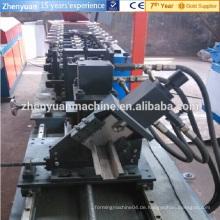 Stahlrahmenmaschine, Stahlkanalmaschine
