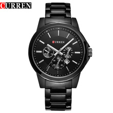 2017 High Quality Quartz Wrist Watch Chronograph