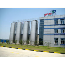 Ligne de production de lait de haute qualité Uht