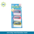 Cute 3 Pcs Small Plastic Cleaning Brushes