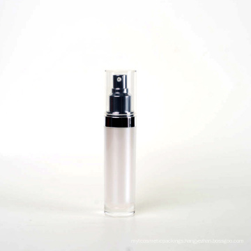 30ml Cylinder Acrylic Lotion Bottle (EF-L23030)
