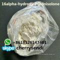 20 Jahre Herstellung 16alpha-Hydroxy Prednisolon Acetat Pulver 13951-70-7