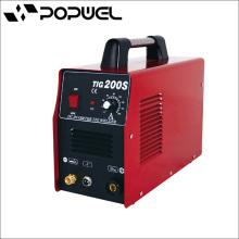 Inverter DC Pulse TIG soldador máquina de solda TIG200S
