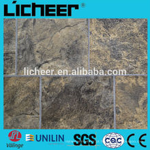 Fácil clique laminado pavimento EIR & piso de mármore superfície de plástico