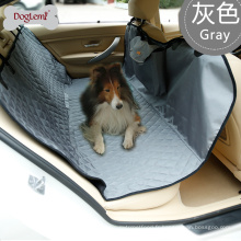 Vente chaude Doglemi voyage imperméable housse de siège de voiture pour chien