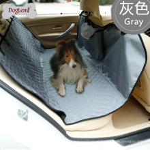 Venda quente Doglemi impermeável viagem pet tampa de assento de carro para cão