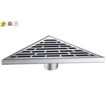 304 Type Stainless Steel Triangle Shower Drain