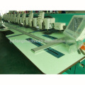 18 Heads Chenille / Chain-stitch Industry Embroidery Machine