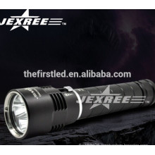 3*CREE XML 2500lm magnetic switch led diving flashlight