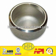 stainless steel end cap for steel tube