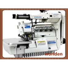 WD-700-4/Lfc-2 ужин высокоскоростной упругие Overock четырех нить швейная машина