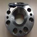 Peças de torneamento RA0.4 ISO9001 de máquinas e equipamentos CNC