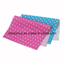 Printed 190t Polyester Coated PVC Fabric for Bag \Ice Mat
