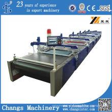 УЗИП серии Автоматический Flatbelt экран печатная машина