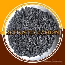 Carbón activado granular basado en la cáscara de coco de alta calidad para la venta