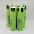 18650 Bateria Panasonic NCR18650BE 3200mAh 3.63A Descarga
