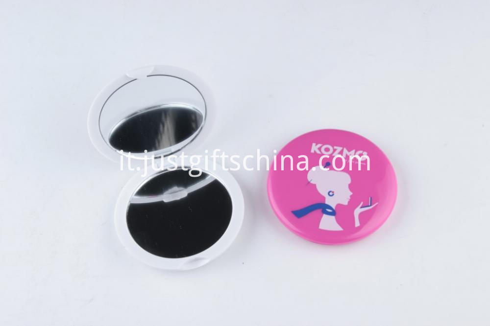 Imprinted Double Mirror