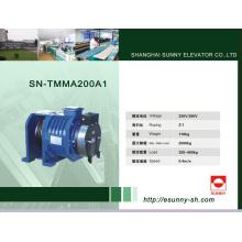 Gearless Elevator Motor (SN-TMMA200A1)