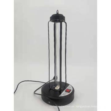 Lámpara portátil de esterilización con ozono y desinfección UV
