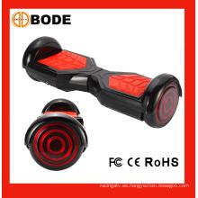 ¡Vaya gratis! Monopatín eléctrico de nueva generación de dos ruedas, mini tablero de equilibrio automático inteligente de pie